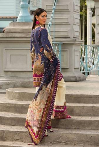 Noor by Saadia  Asad latest dresses