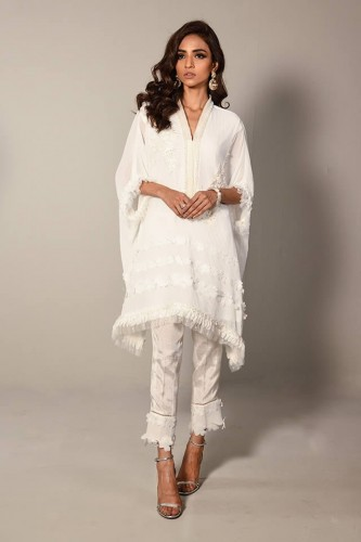 Wardha Saleem evening wear