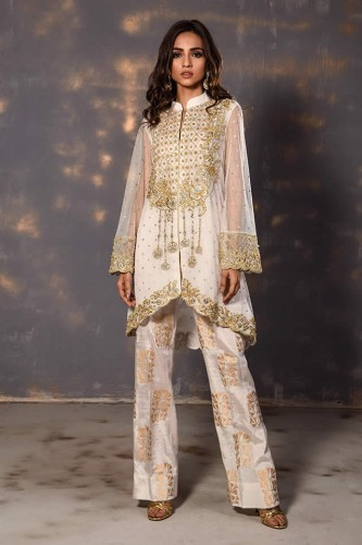 Wardha Saleem latest collection