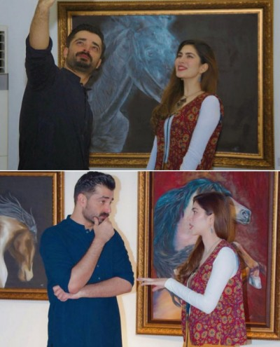 Hamza Ali Abbasi & Naimal Khan Wedding Confirm