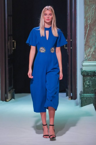 London Fashion Week SS 20 Collection by Omar Mansoor