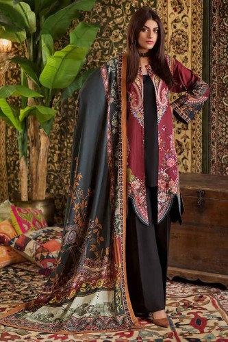 Winter Women Collection 2019-20 by Gul Ahmed