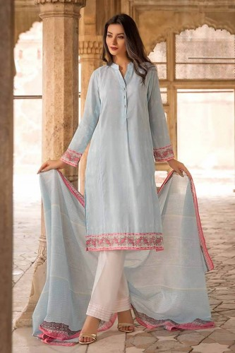 Gul Ahmed Two Piece Latest Collection 2019