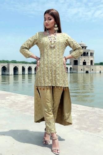 Kiran Faheem Bridal Collection 2019-20