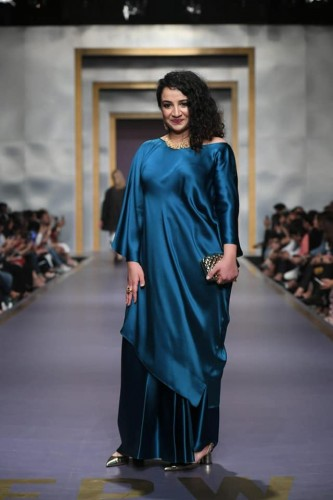 Maheen Khan evening wear