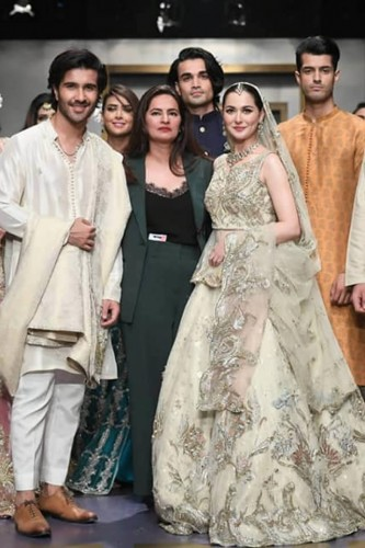 Sadaf Fawad Khan Bridal collection