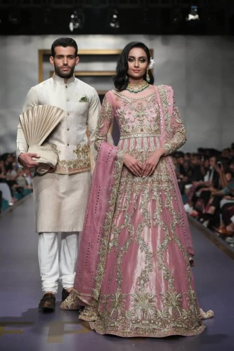 Sadaf Fawad Khan evening wear