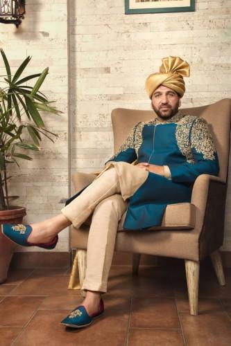 Shameel Khan New Groom Collection
