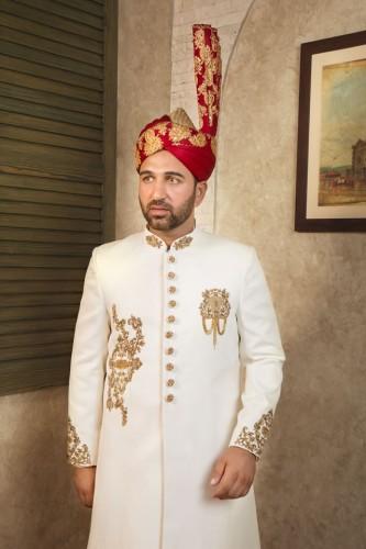 Shameel Khan Wedding Sherwani Collection
