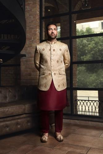 Shameel Khan Wedding collection 2020
