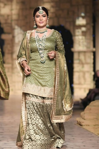 Mehdi Bridal Couture Week Collection 2019