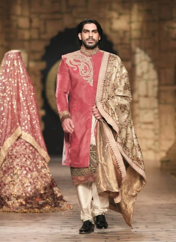 Nilofer Shahid Male collection 2020