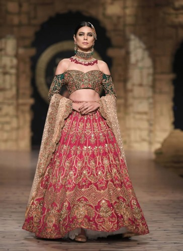 Shamsha Hashwani Beautiful Bridal Dresses