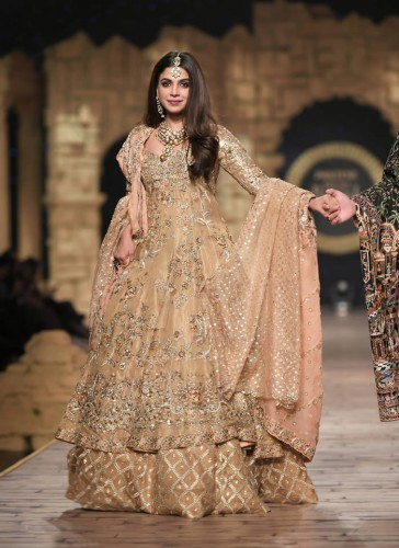 Shamsha Hashwani Beautiful Bridal Dresses 2019