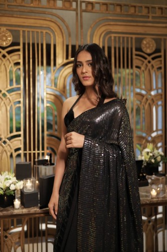 Manish Malhotra Outfits and Makeup Collection 2020