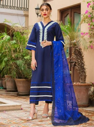 Zainab Chottani Blue Print 2020