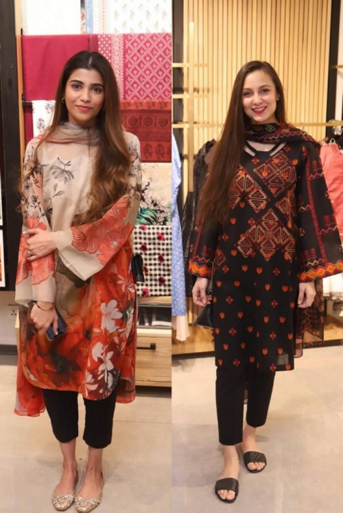 Launch of Nishat Linen Collection 2020
