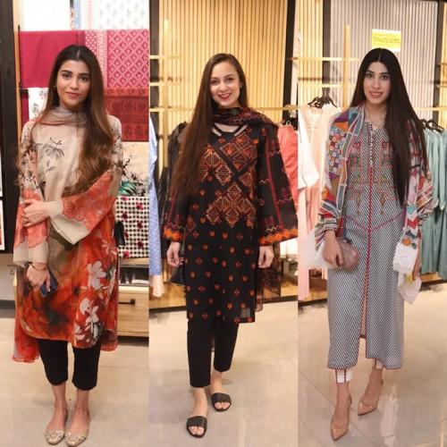 Minna Tariq Dr Alina Nasir and Mariyam De Rizwan